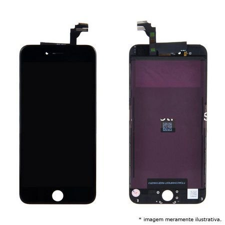 Display Frontal Tela Touch Iphone 6G - Preto