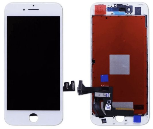 Display Frontal Tela Touch Iphone 7G - Branco