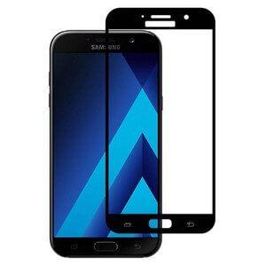 Película de Vidro 3D 5D e 6D Samsung Galaxy J5 Pro - Preta
