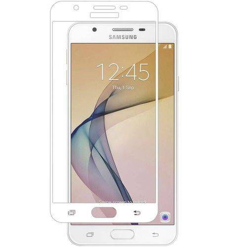 Película de Vidro 3D 5D 6D Samsung Galaxy J7 Prime - Branca