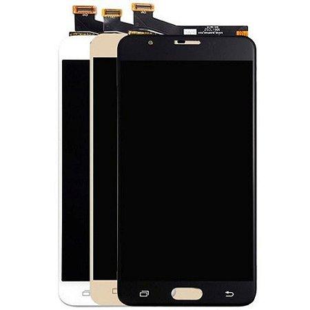 Display Tela Touch Samsung J7 Prime - Preta