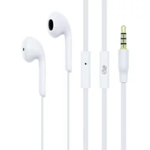 Fone de ouvido ACTIVE i2Go - Branco
