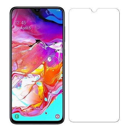 Película De Vidro Temperado Samsung Galaxy A20 Tela 6.4