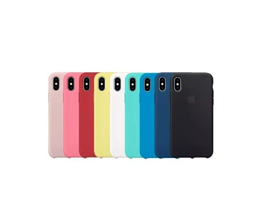 Capa case para Apple iPhone X e Xs