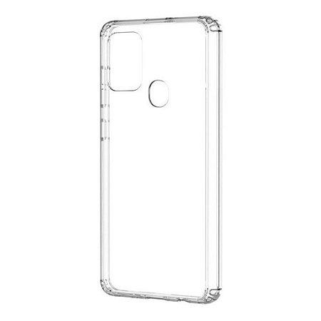 Capa Silicone Anti Impacto para Samsung A21s - Incolor