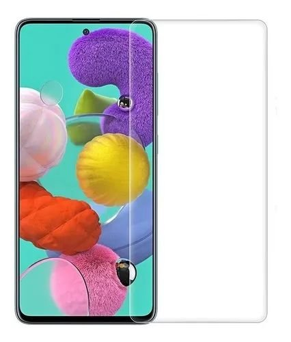 Película de vidro temperado para Samsung A51