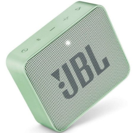 Caixa de Som Bluetooth JBL GO 2 À Prova de água - Verde