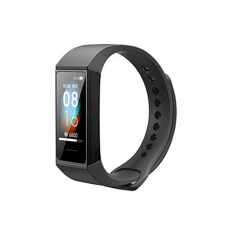 Relógio Xiaomi Mi Band 4C SmartWatch para Android iOS - Preto