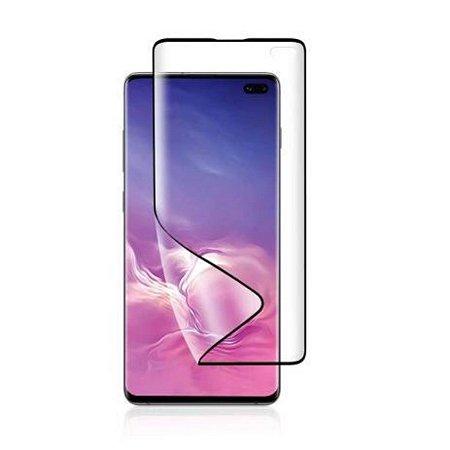 Película de Gel Samsung Galaxy S10+ Tela Completa