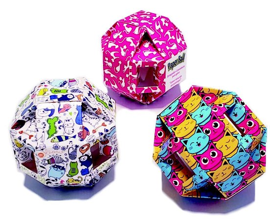 Paperball Pet Games
