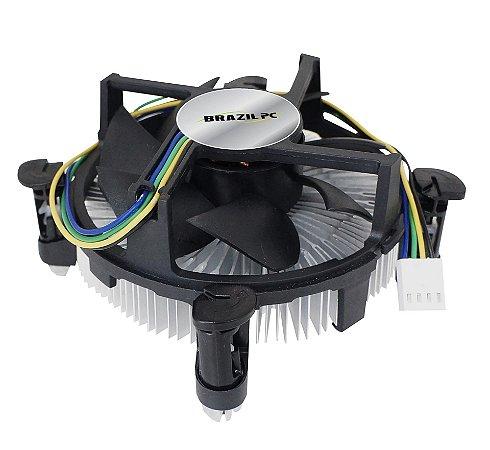 COOLER PARA PROCESSADOR INTEL 1156/1155/1150/775 E AMD ACI1156-09