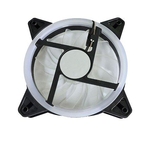 FAN LED SIMPLES 120MM PARA GABINETE BPC-120