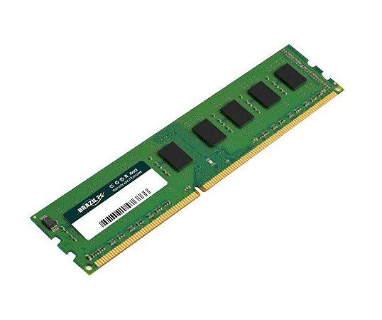 MEMÓRIA DESKTOP DDR3 1333MHZ 2GB (BPC1333D3CL9/2G) | 4GB (BPC1333D3CL9/4G) |4GB (BPC1333D3CL9/4GG)