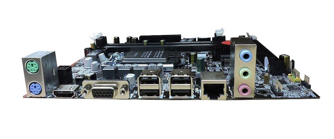PLACA MÃE DESKTOP 1156 BPC-H55M-C V1.0