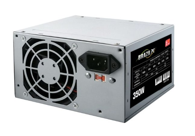FONTE ATX 350W REAL BPC-325EZ 24 PINOS