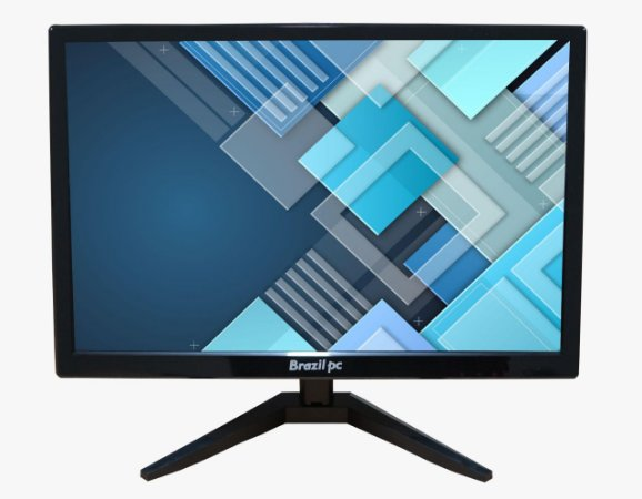 MONITOR LED 19  BPC-M19XW PRETO