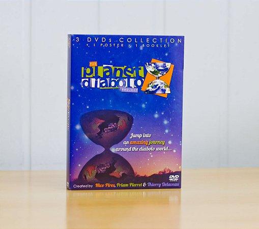 Planet Diabolo DVD triplo incrível!