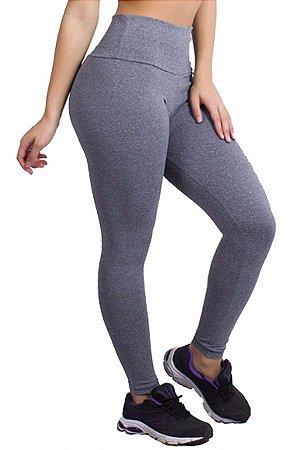 Calça Legging Mescla
