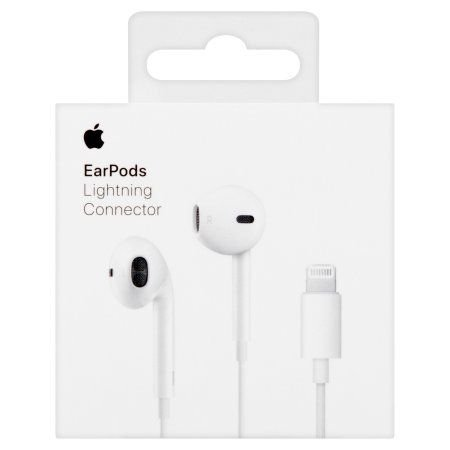 Fone Ouvido Original Apple iPhone Earpods Lightning