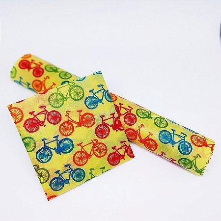 Bicicletas {Tecido de Cera * Kit com 2 M}
