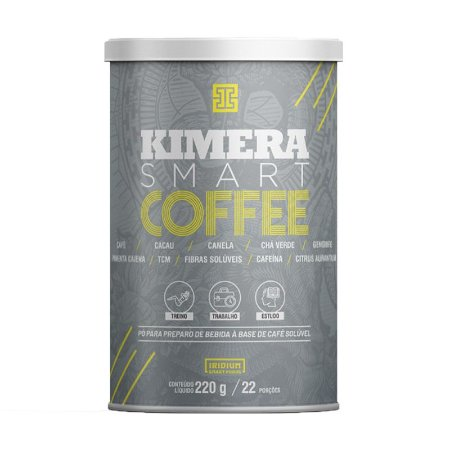 KIMERA SMART COFFE 220 G IRIDIUM LABS