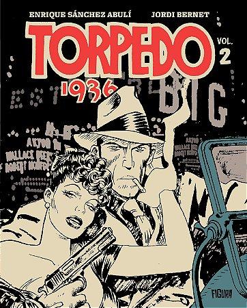 TORPEDO 1936 - VOL. 2 (PRÉ-VENDA - Entrega a partir do 15 de outubro)