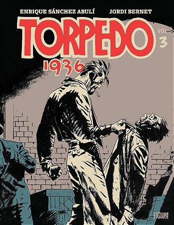 TORPEDO 1936 - VOL. 3 (PRÉ-VENDA -  Entrega a partir do 15 de outubro)