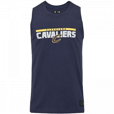 Camisa Regata New Era Cleveland Cavaliers