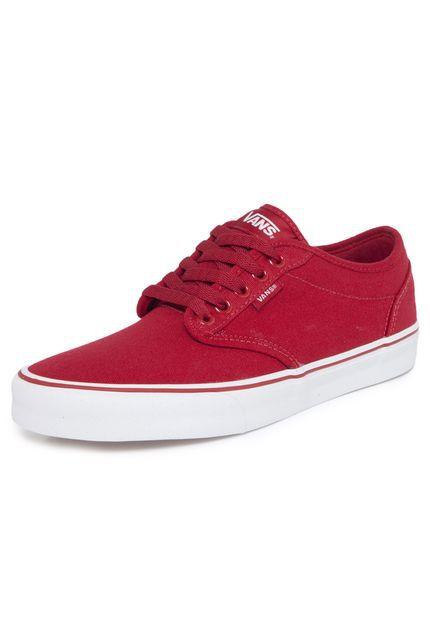 Tênis Vans Atwood Red