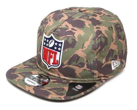 Boné New Era NFL Golfer Military
