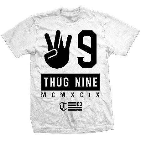 Camisa Thug Nine Westside Niners