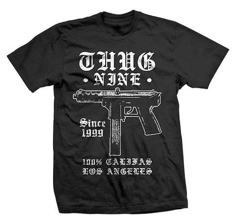 Camiseta Thug Nine Tech NIne