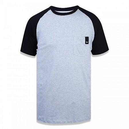 Camisa New Era Branded Ragan Youth Soul