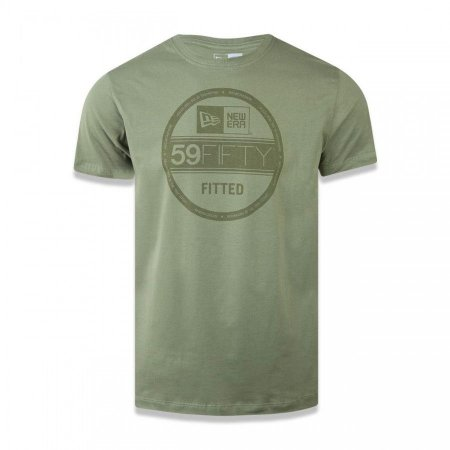 Camisa New Era Branded 59Fifty Verde