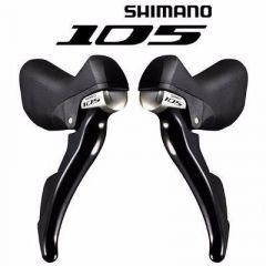 Alavanca De Cambio Shimano STI 105 St-5800 22 vel.