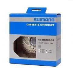 CASSETE 10V. SHIMANO TIAGRA CS-HG500 11/32D.