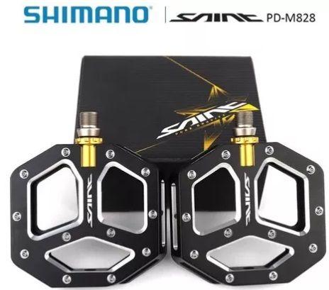 PEDAL SHIMANO SAINT PD-M828 DOWNHILL FREERIDE