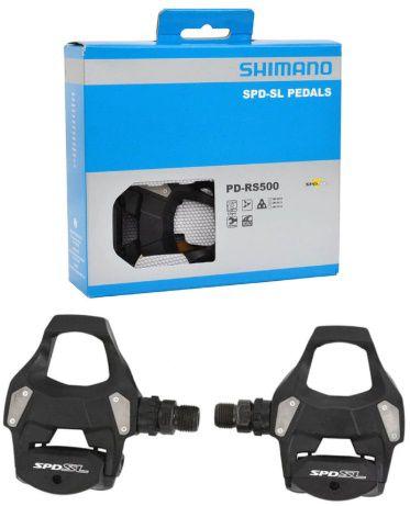 PEDAL SPEED SHIMANO PD-RS500 PRETO