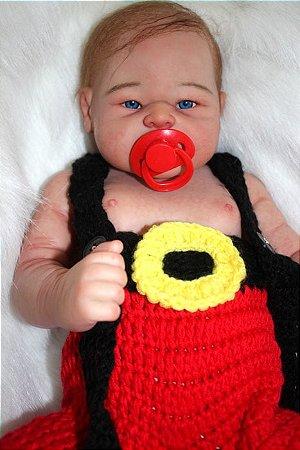 Bebe Reborn Menina - Edição Limitada Pronta Entrega