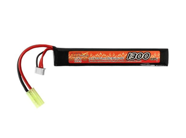 Bateria Lipo 11.1V 1300mAh 15/30C VB Power