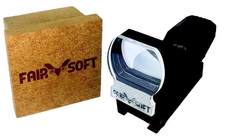 Protetor Red Dot Titan Airsoft Lente 3mm c/3un