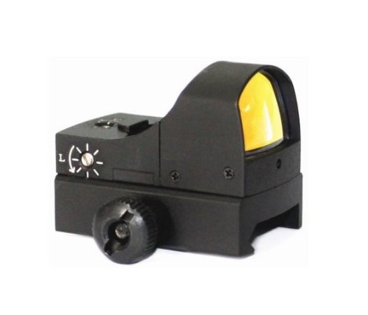 Mira Mini Red Dot Sight Airsoft 20mm