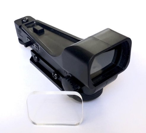 Protetor Acrilico Fairsoft Para Red Dot Sight Airsoft