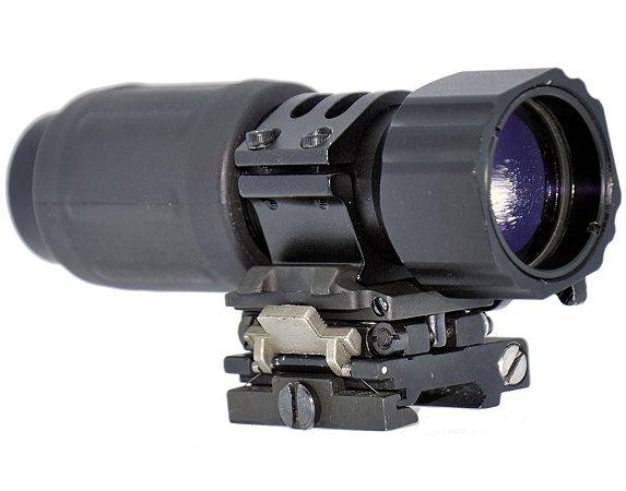Mira Magnifier Armadillo TT5x Airsoft 20mm