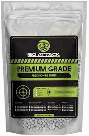 Bbs Airsoft Bio Attack Premium Grade 0.25g