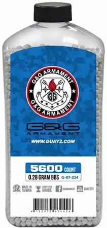 Bbs Airsoft G&G 0.28g 5600un