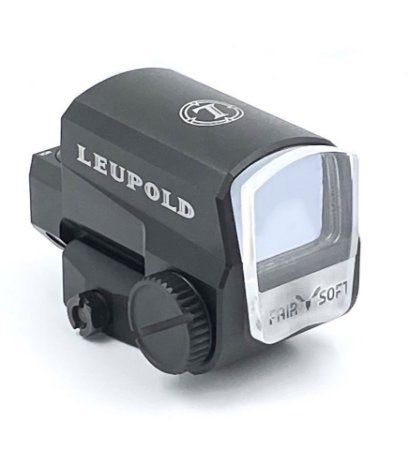 Protetor Mira Red Dot Leupold Airsoft
