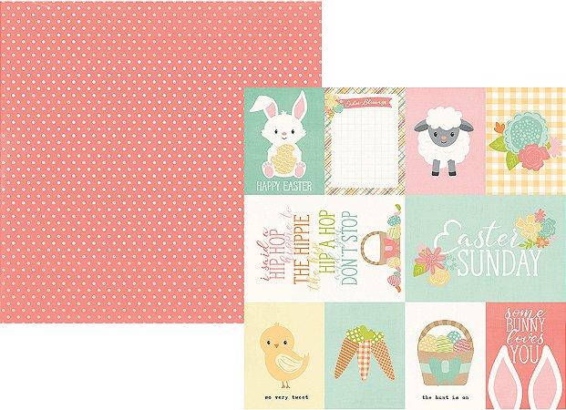 Bunnies & Baskets 3x4 & 4x6 Elements