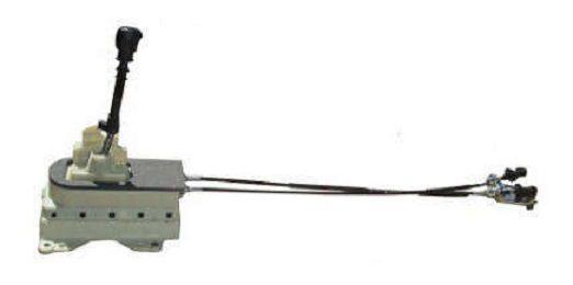 Alavanca de cambio do punto 1.4 completa com cabos 7086692 100211618