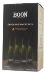GEUZE DISCOVERY BOX 4 x 375ml